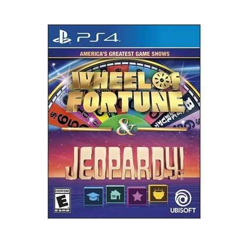 Wheel Of Fortune Jeopardy Ps4