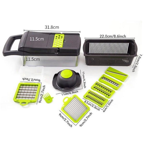 14 in 1 Vegetable & Food Chopper