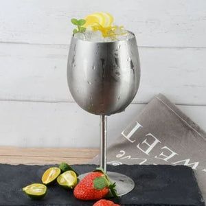 Stainless Steel Martini Cup Goblet