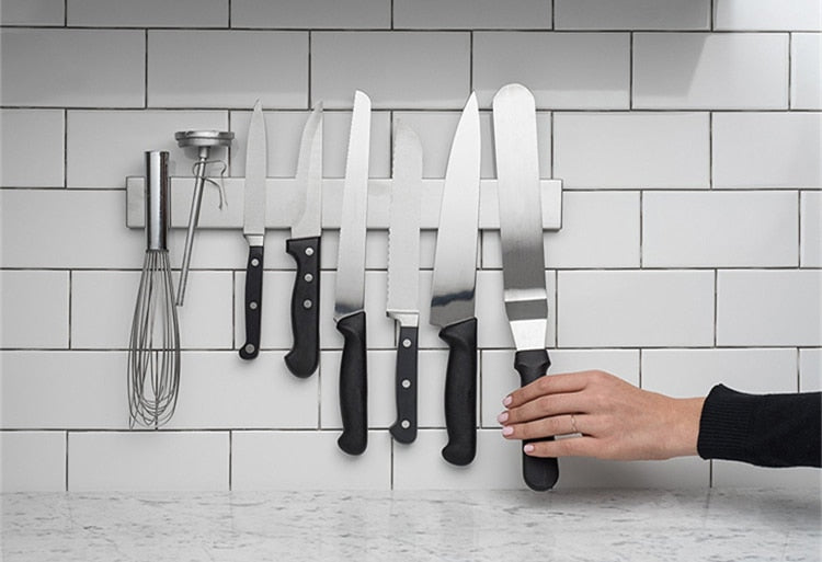 Professional Magnetic Knife Strip
