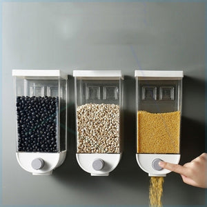 Wall Mounted Snack Holder