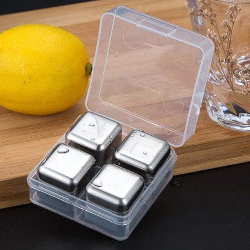 Stainless Steel Reusable Ice