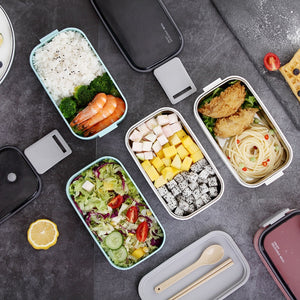 Stainless Steel Bento Box