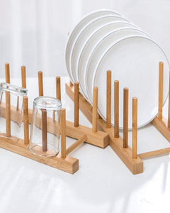 Wooden Storage Rack
