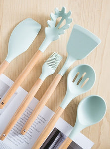 Silicone Cooking Tools (1 pc)
