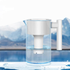 Cylindrical Carbon Alkaline Water Filter
