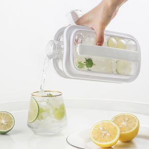 Ice Ball Pitcher