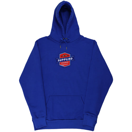 Race Patch Hoodie
