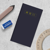 Navy Address Book
