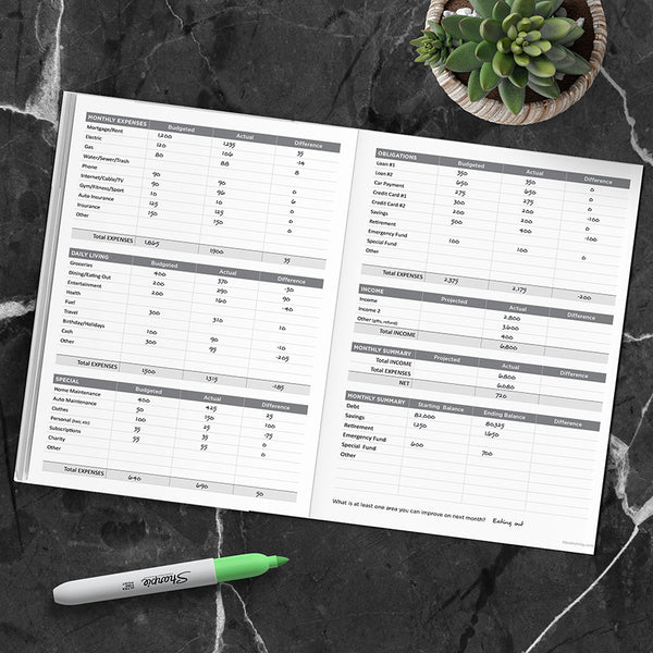 Money Budget Tracker / Family Finance