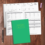 Green Budget Tracker / Family Finance