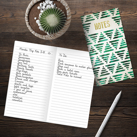Emerald Note Jotter