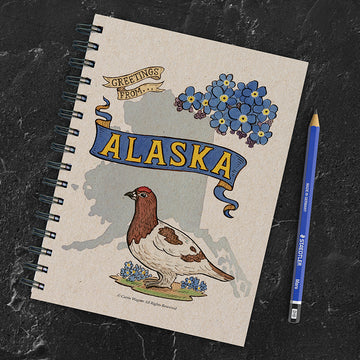 Greetings From Alaska Journal