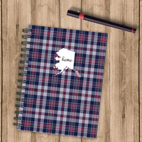 Alaska Plaid Journal