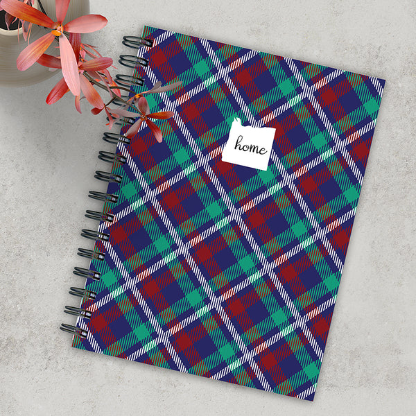 Oregon Plaid Journal