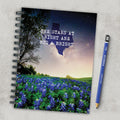 Texas Blue Bonnet Journal