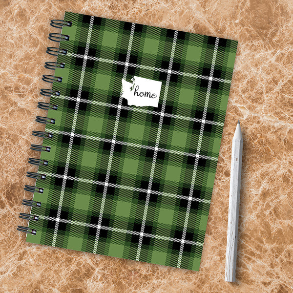 Washington Plaid Journal