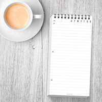 Washington Daily Agenda Planner