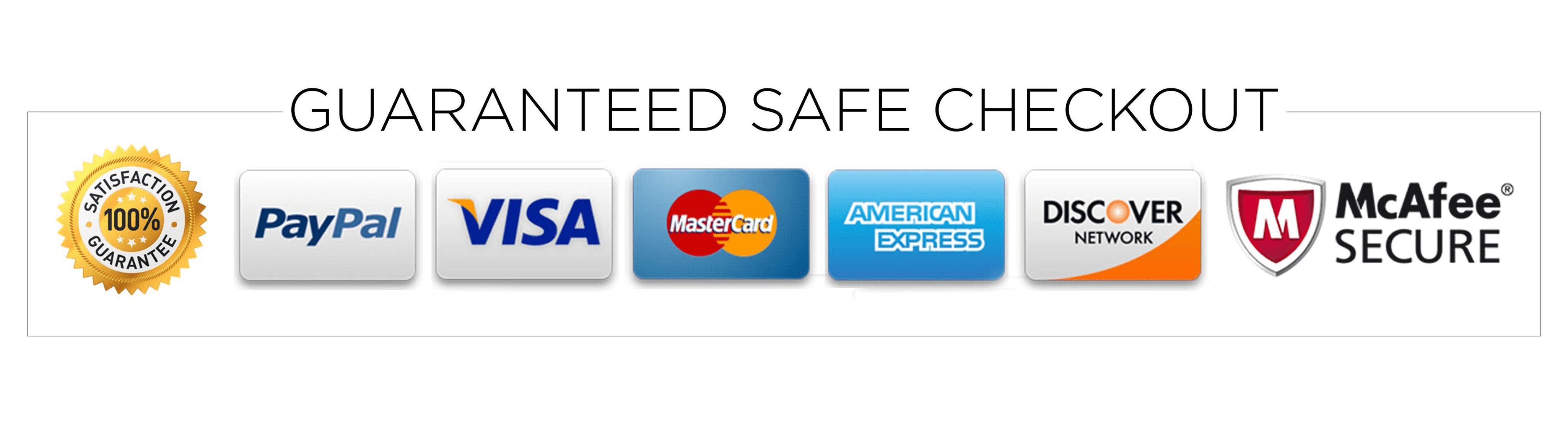 Image result for checkout trust badges