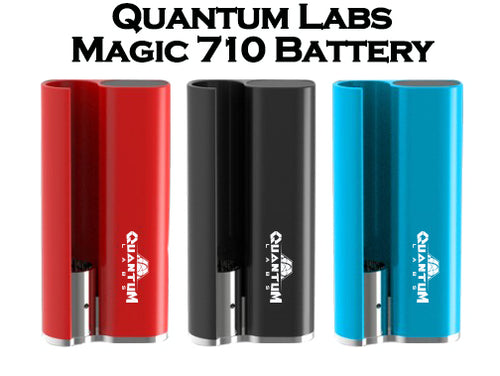 Quantum Labs™ Magic 710 Battery