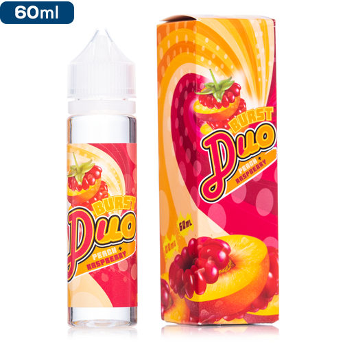 Peach Raspberryt 60ml
