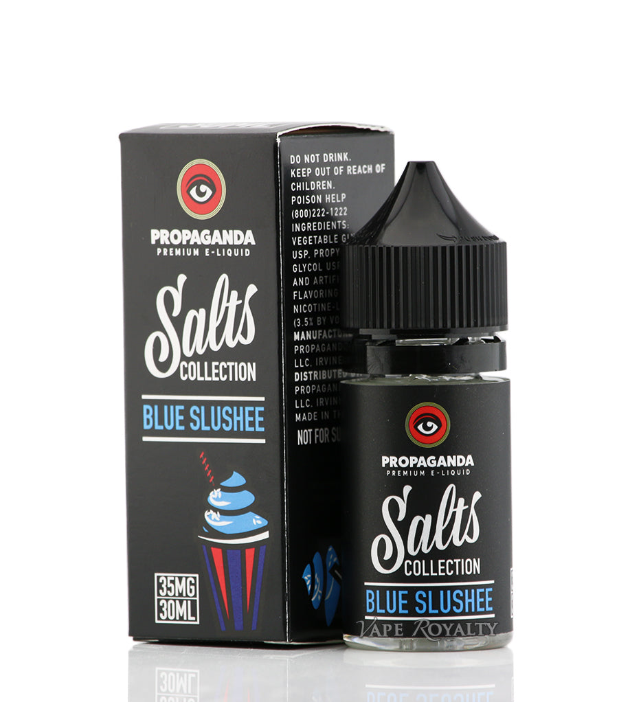 PROPAGANDA SALTS- BLUE SLUSHEE 30ml