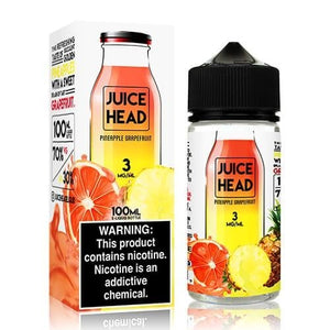 PINEAPPLE GRAPEFRUIT - JUICE HEAD E-LIQUID - 100ML
