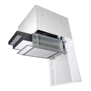 Ceiling-Mount Source Capture Fume Extraction System - HealthyAir®