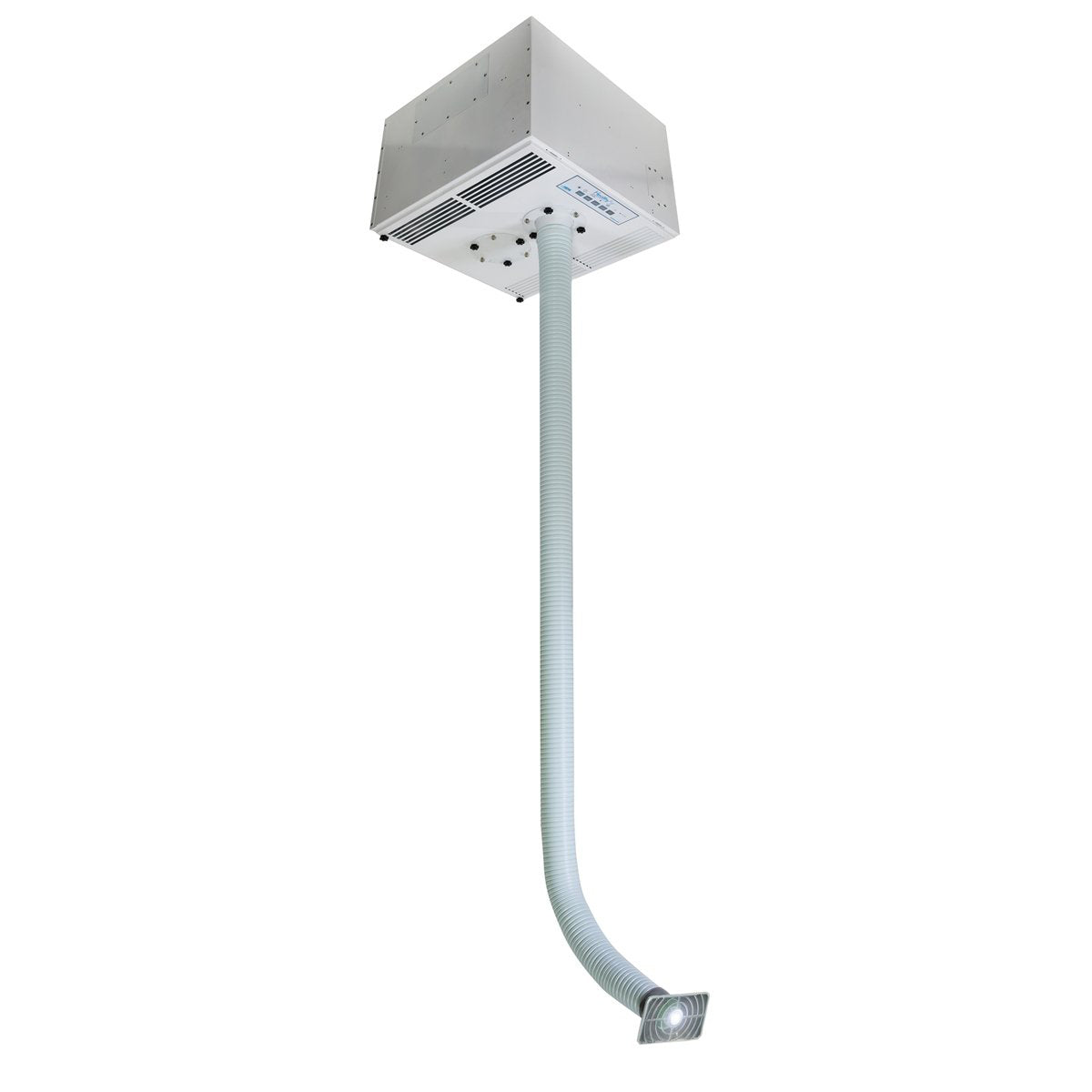 Ceiling-Mount Source Capture System - Single Station - HealthyAir®