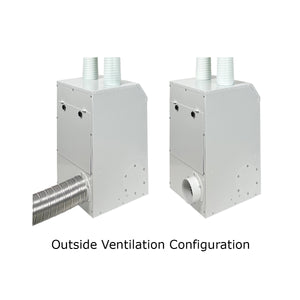 HealthyAir® Source Capture Air Purification System - Outside Ventilation