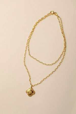 Pamela Card - Pombaline Wrap Necklace