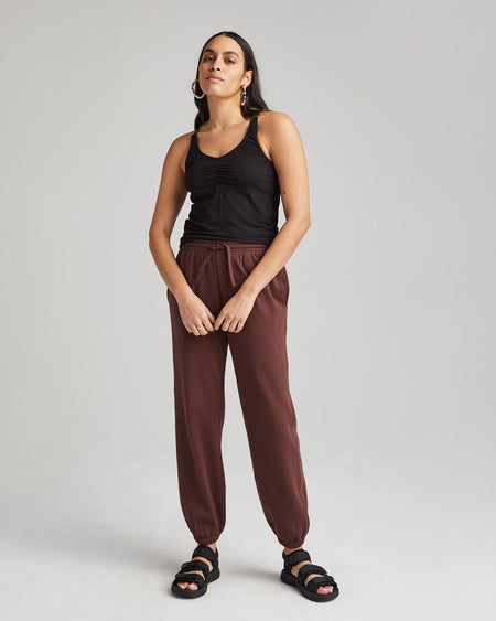 Richer Poorer - Recycled Fleece Sweatpant