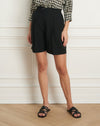 Iris Setlakwe - Linen Blend City Short
