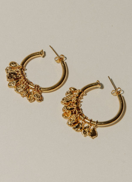 Pamela Card - Serapis Earrings