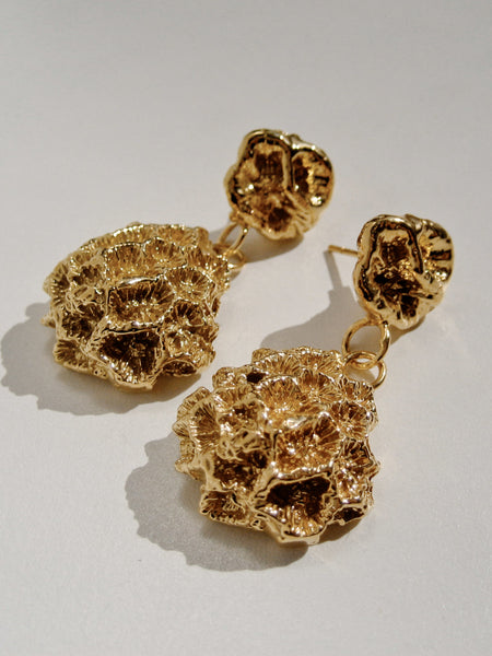 Pamela Card - Marquise Earrings