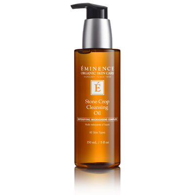 Eminence - Stone Crop Cleansing Oil - Bernstein & Gold