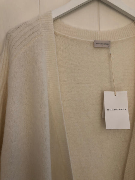 By Malene Birger - Ursula Cardigan in Soft White