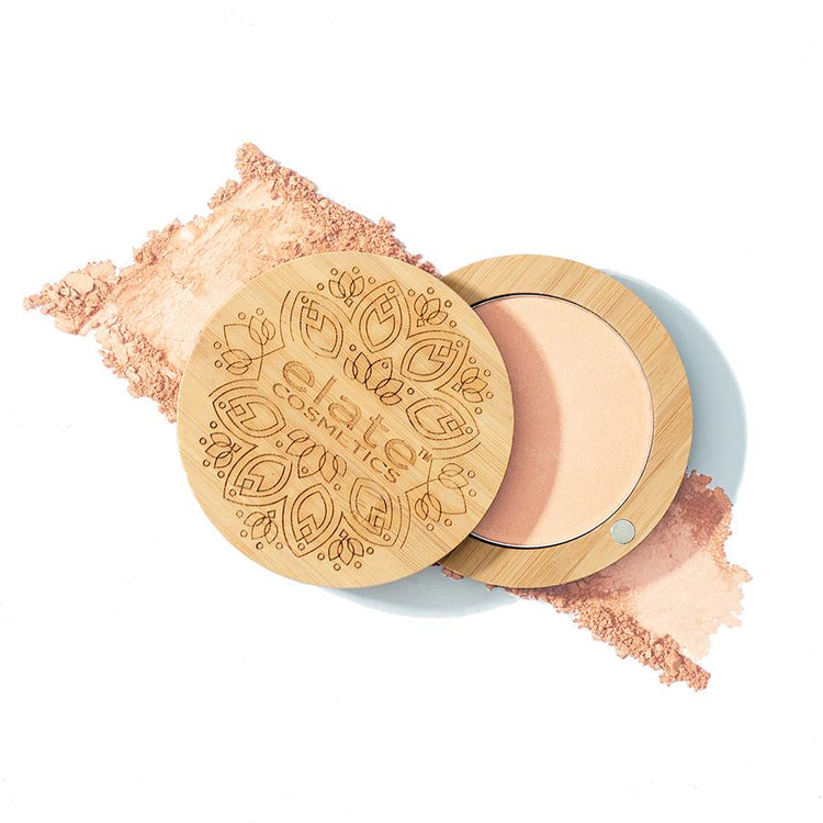 Elate - Pressed Powder Illuminator - Dew - Bernstein & Gold