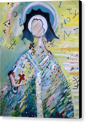 Ministering Angel - Canvas Print