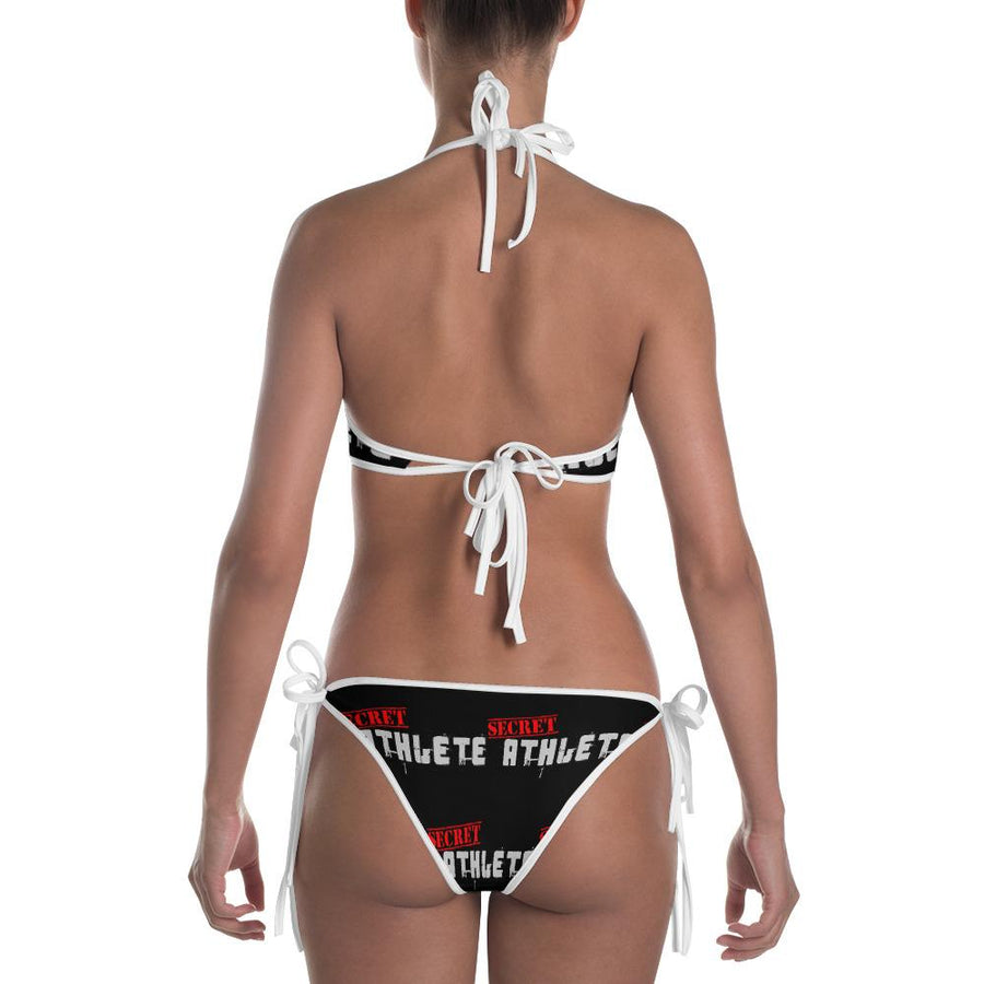 Secret Athlete Black Bikini - Secret Athlete