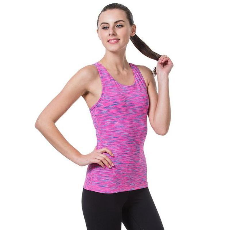 High Compression Fitted Sports Vest - Secret Athlete