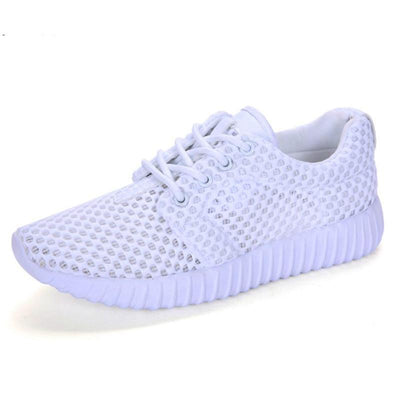 Meshed Breathable Workout Sneakers - Secret Athlete