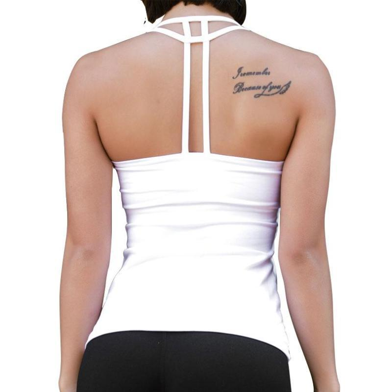 Dual Laced Strap Sports Vest - Secret Athlete