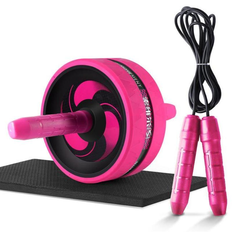 2 in 1 Ab Roller & Jump Rope - Secret Athlete