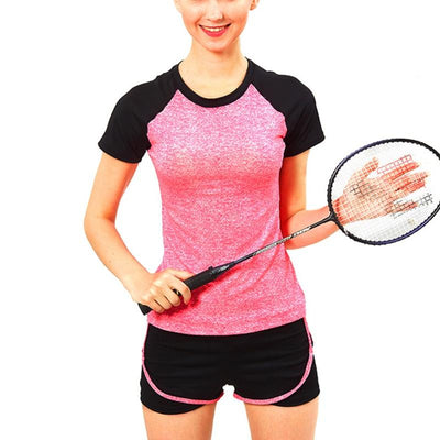 Quick Drying Slim Fitted Fitness Top - Secret Athlete