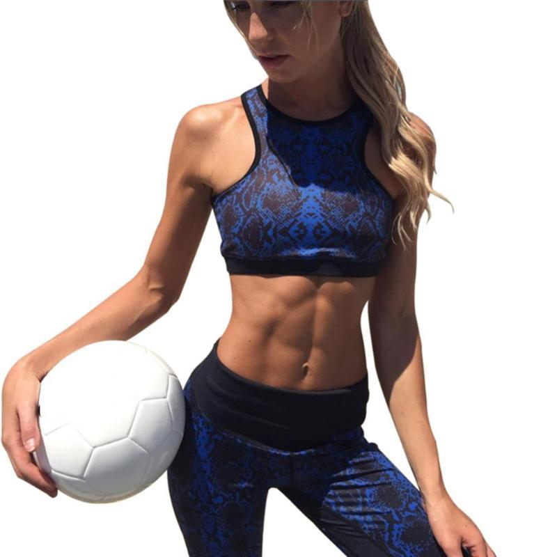 Milano Print 2 Piece Yoga Set - Secret Athlete