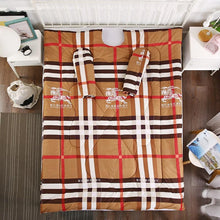 Load image into Gallery viewer, Winter Lazy Quilt with Sleeves