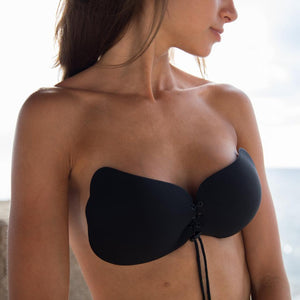 The Perfect Strapless Push Up Bra