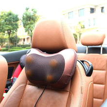 Load image into Gallery viewer, Car Home Dual Use Massage Pillow