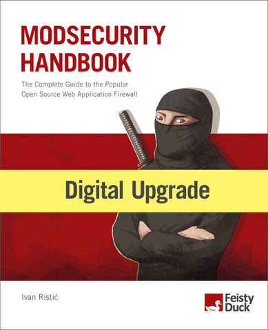 ModSecurity Handbook Digital Upgrade